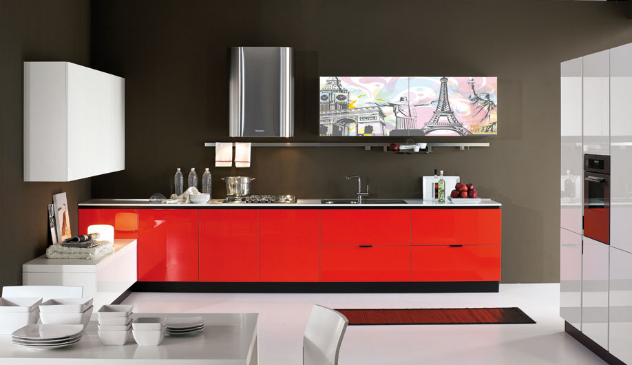 Piastrelle cucina rosse beautiful oxford piastrelle in ceramica