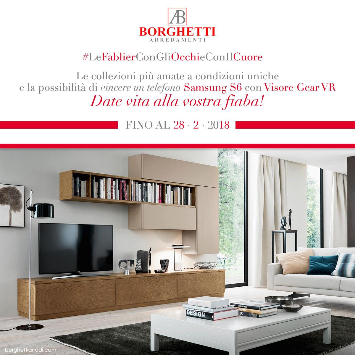 Scopri le promozioni Le Fablier - Borghetti Arredi - Arredamenti ...